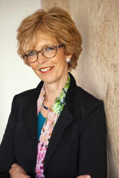 Hanneke Dessing van het Diabetes Fonds