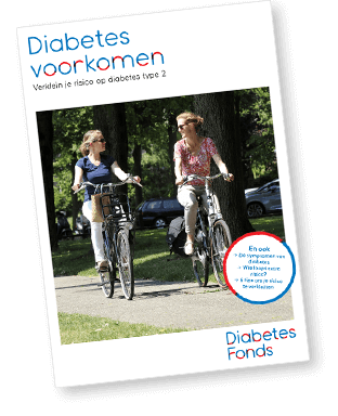 Brochure: Diabetes voorkomen