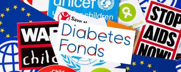 Goede doelen steunen? Denk eens aan het Diabetes Fonds!