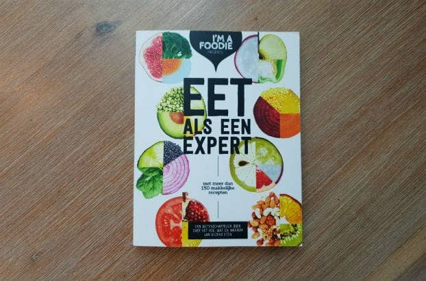 Boek 'Eet als een expert'