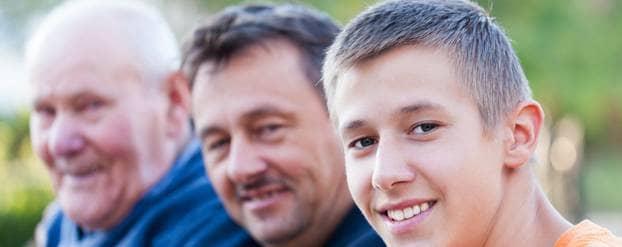 Foto Erfelijkheid Shutterstock Fotograaf B