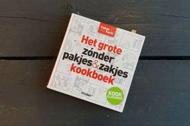 Het grote zónder pakjes & zakjes kookboek