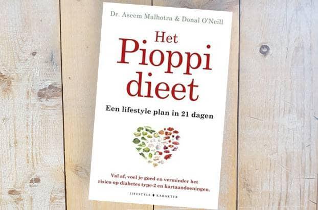 Boek 'Het Pioppi dieet'