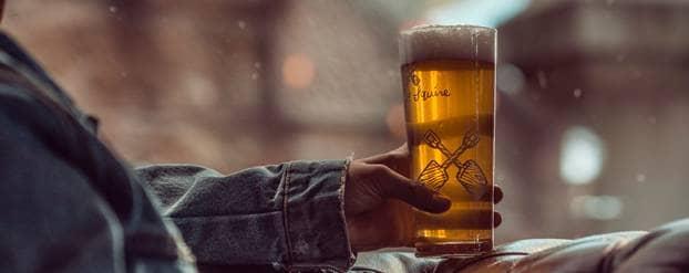 Suiker in bier