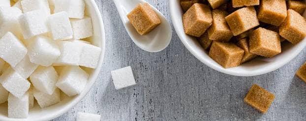 suiker voedingsstof
