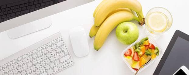 minder suiker op het werk