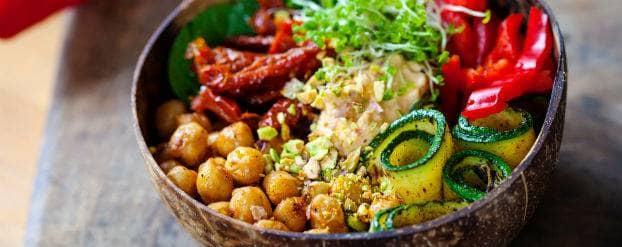 Veganistisch eten  met diabetes
