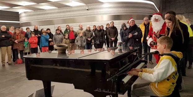 Pianospelende Bas verbreekt alle records voor zusje met diabetes