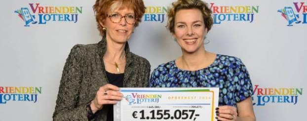 Diabetes Fonds krijgt 1.155.057 euro van VriendenLoterij