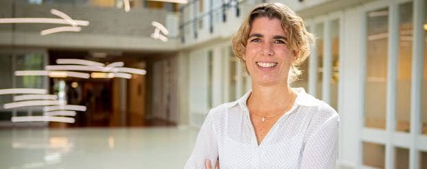 Francoise Carlotti onderzoekt cellen bij diabetes type 1