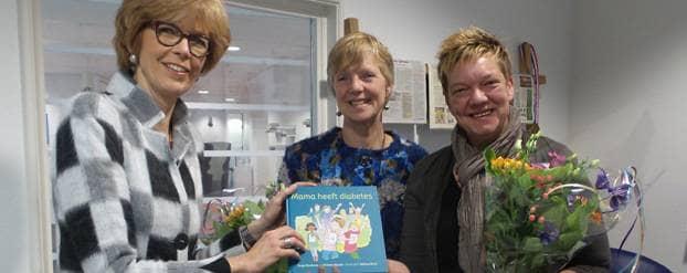 Nieuw kinderboek: Mama heeft diabetes