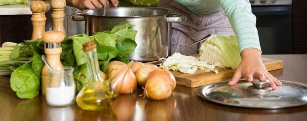 Zelf eten klaarmaken verkleint risico op diabetes type 2