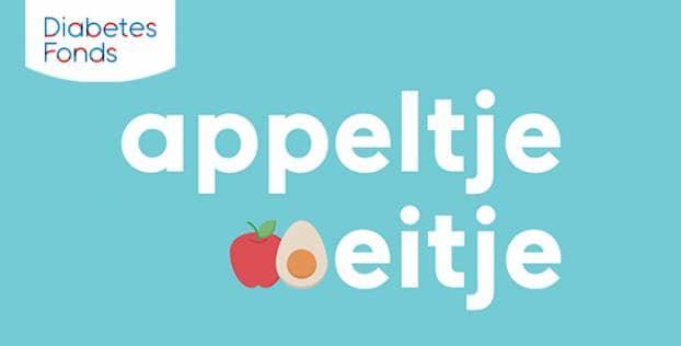Appeltje-eitje: Oktober is 'gezond eten maand'