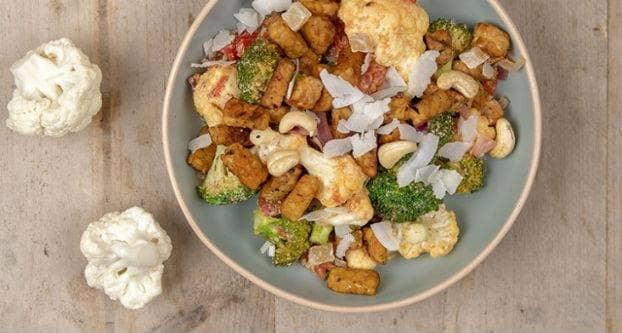 Tikka masala met ginger-coco nuts