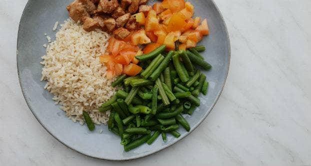 Chicken bowl - Lekker en gezond