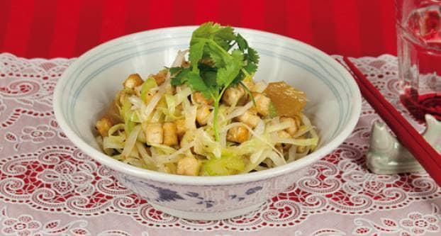 Chinese groenteragout met tofu