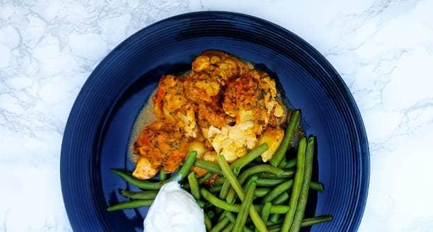 Indiase curry ovenschotel - Lekker en gezond