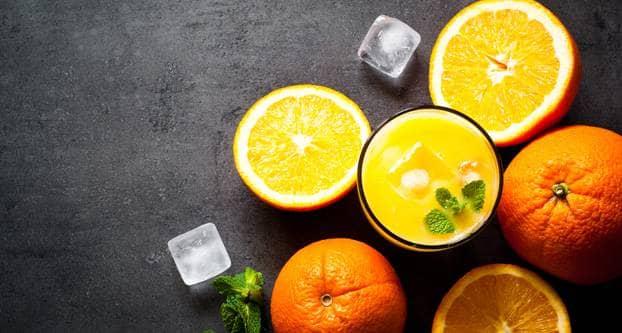 Sinaasappelijs