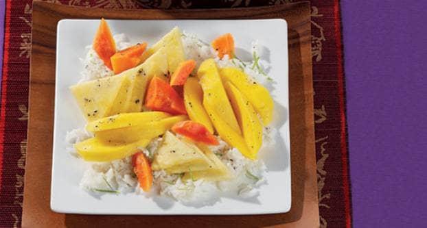 Thaïse fruitsalade