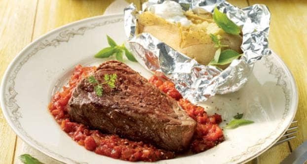 Western biefstuk