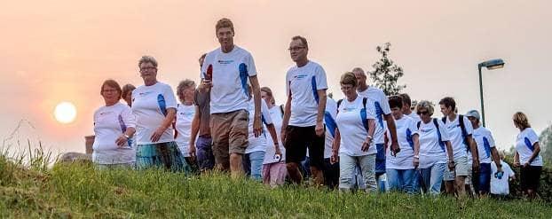 Effectiviteit wandelprogramma voor mensen met diabetes type 2