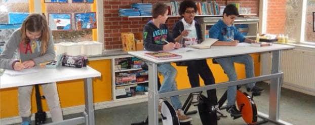 De beweegklas: een gezonde omgeving op school