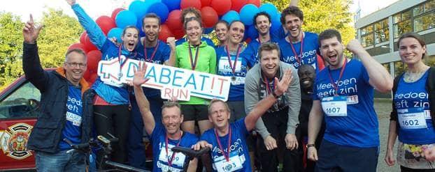 Foto Science2DiaBeatit Maastricht - DiaBeatit Run