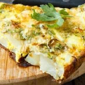 Klassieke Spaanse tortilla