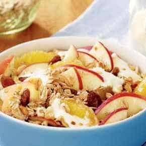 Fruitige powermuesli