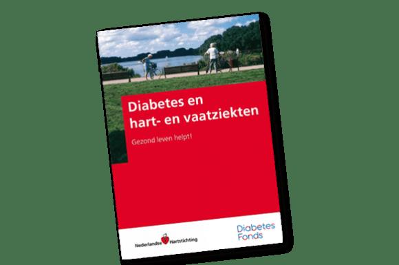 Brochure 'Diabetes en hart- en vaatziekten'