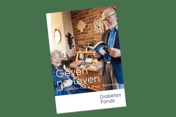 Brochure: Geven na leven
