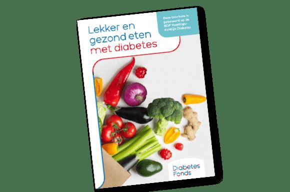 'Lekker en gezond eten met diabetes'