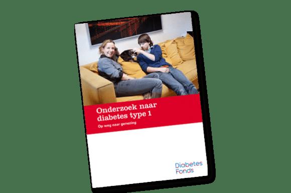 Brochure 'Onderzoek naar diabetes type 1'