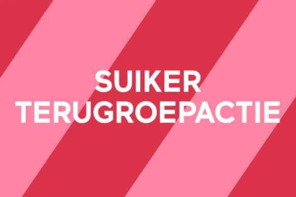 Suiker terugroepactie