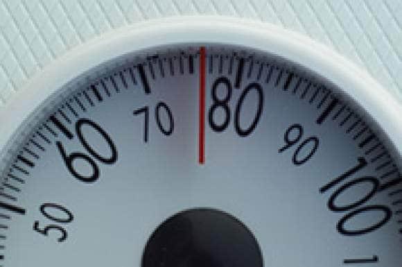 Een gezond gewicht verkleint de kans