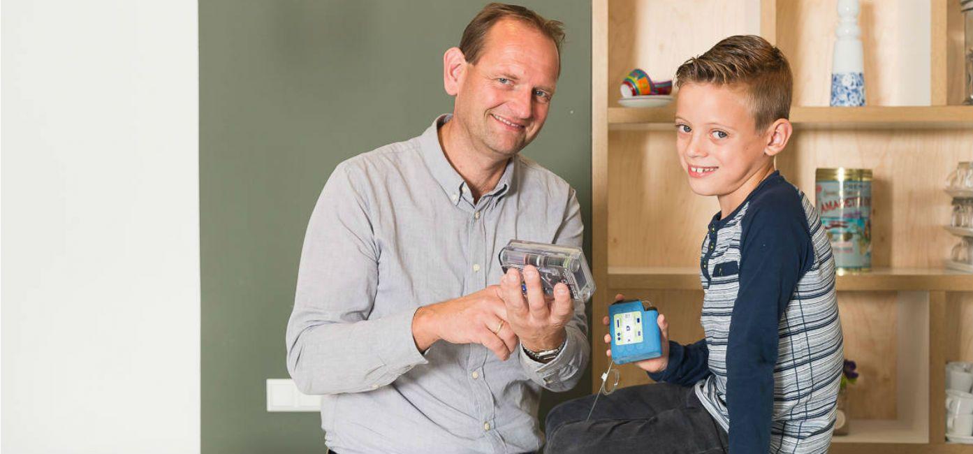 Diabetes Fonds voor oplossingen voor diabetes, suikerziekte