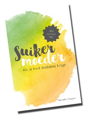 Boek Suikermoeder Marielle Seegers