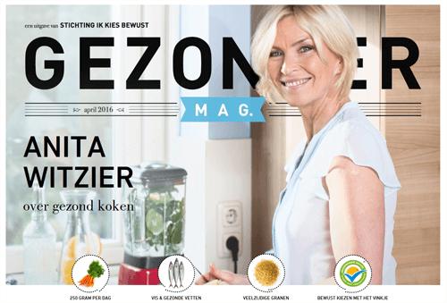 Magazine Gezond Mag.