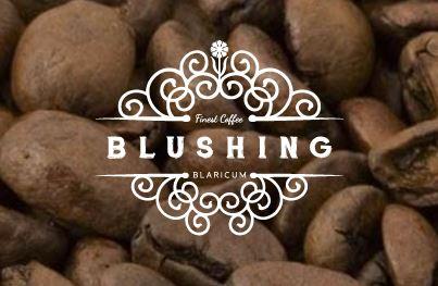 Logo van Blushing